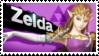 Super Smash Bros. 4 (3DS/Wii U) - Zelda by LittleYoshi8