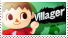 Super Smash Bros. 4 (3DS/Wii U) - Villager by LittleYoshi8
