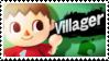 Super Smash Bros. 4 (3DS/Wii U) - Villager by LittleYoshi8