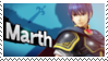 Super Smash Bros. 4 (3DS/Wii U) - Marth by LittleYoshi8