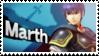 Super Smash Bros. 4 (3DS/Wii U) - Marth by LittleYoshi8