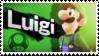 Super Smash Bros. 4 (3DS/Wii U) - Luigi by LittleYoshi8