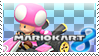 Mario Kart 8 - Toadette by LittleYoshi8