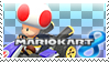 Mario Kart 8 - Toad by LittleYoshi8