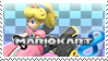 Mario Kart 8 - Peach by LittleYoshi8