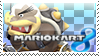 Mario Kart 8 - Morton Koopa Jr. by LittleYoshi8