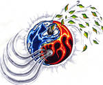 yingyang elements