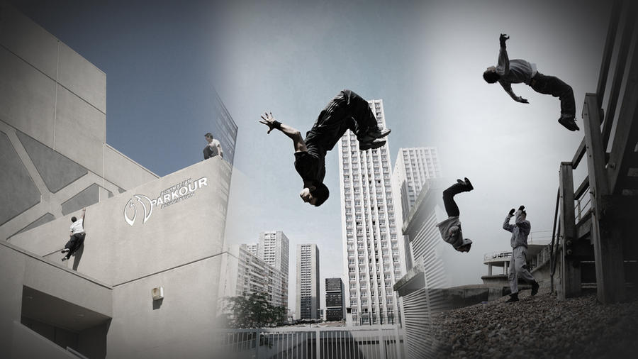 Awesome Parkour Wallpaper 52 Games in a year   2015
