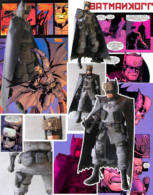Batmankoff Custom by skinnydevil