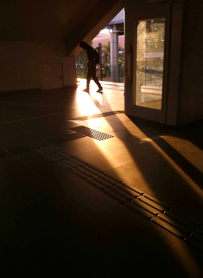 Train station Shadow by act92