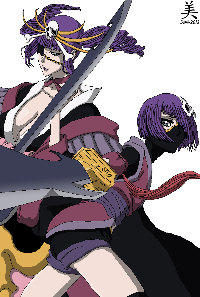 Katen Kyokotsu by tasumichan