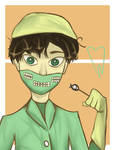Attack On Teeth! by Niladerp