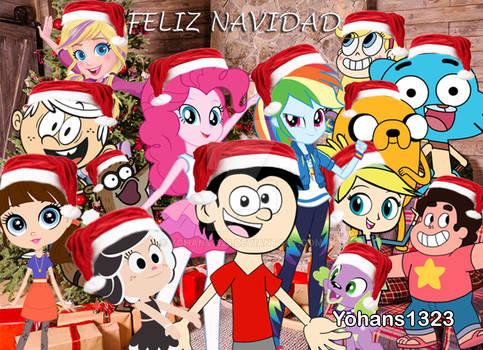 Yohans1323 #Navidad2019