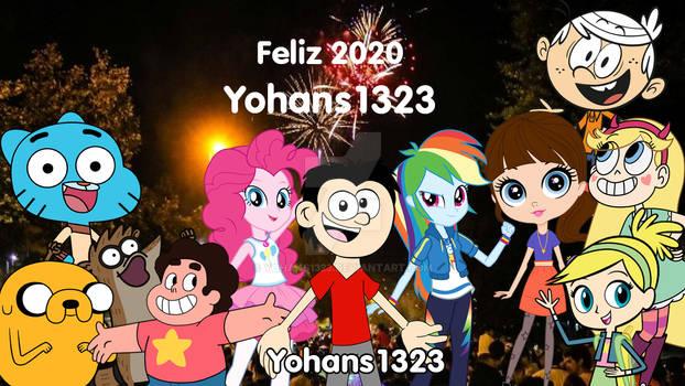 Feliz 2020 Yohans1323