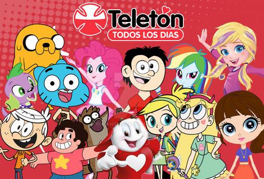 Yohans1323 en Teleton Chile 2019-20