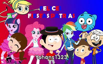 Felices Fiestas Patrias 2020 Yohans1323