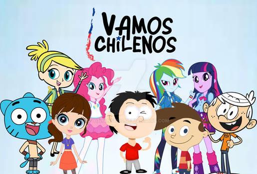 Yohans1323 Vamos Chilenos