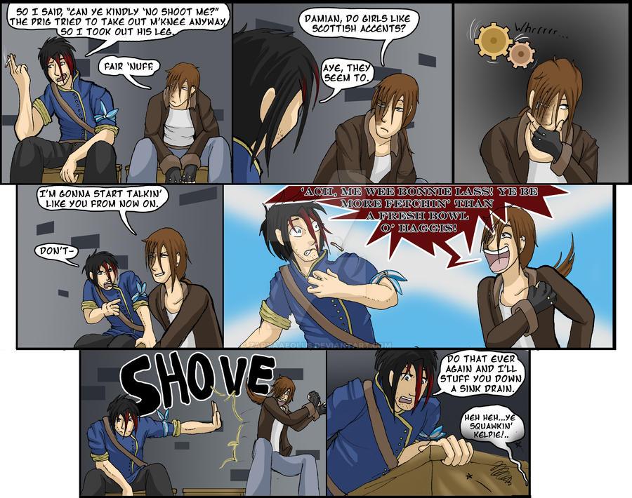Silly little comic... by ZaryaAeolus