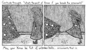 Xmas thoughts