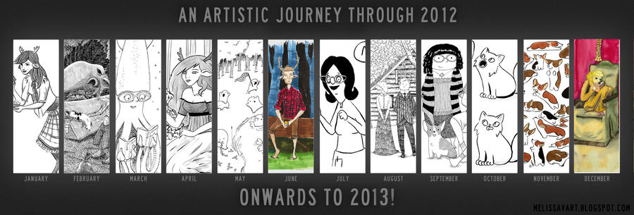 2012 Art in Review