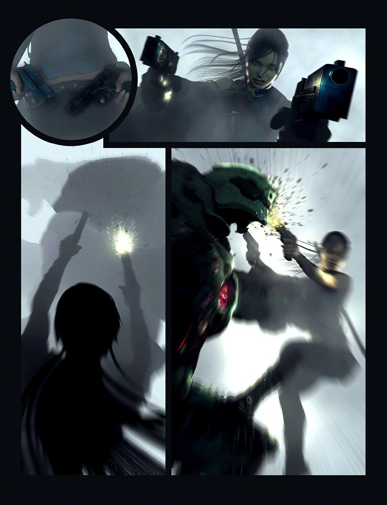 Black Heaven - page 14 by IamUman