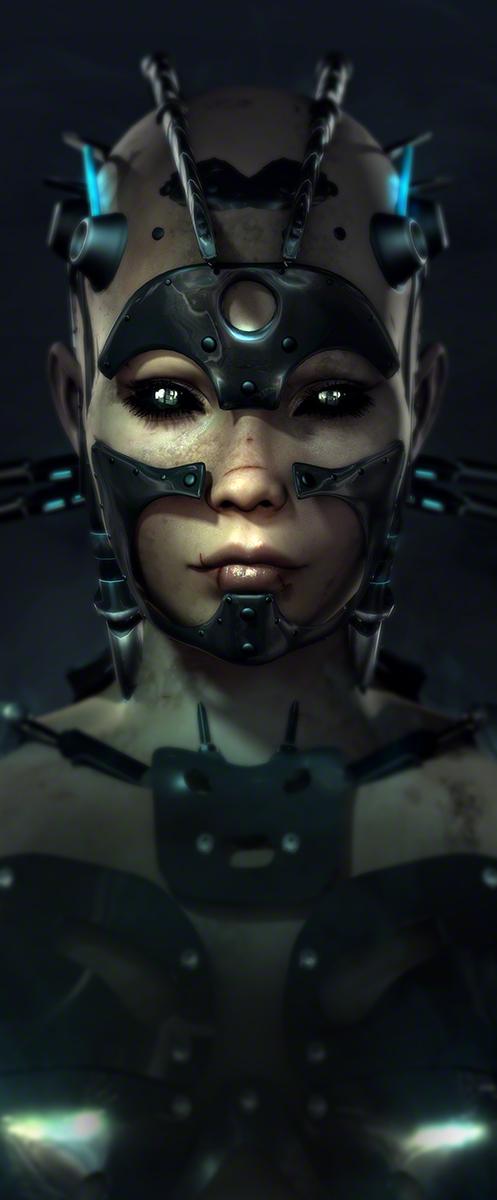 TitaniumIII by IamUman