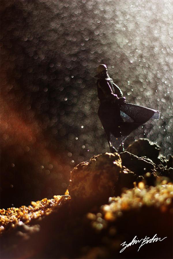 Glimmering Night by ZahirBatin