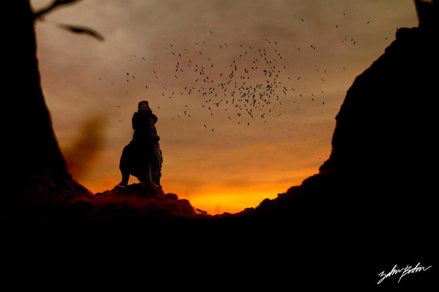Tatooine Tragedy by ZahirBatin