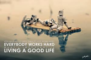 Good Life by ZahirBatin