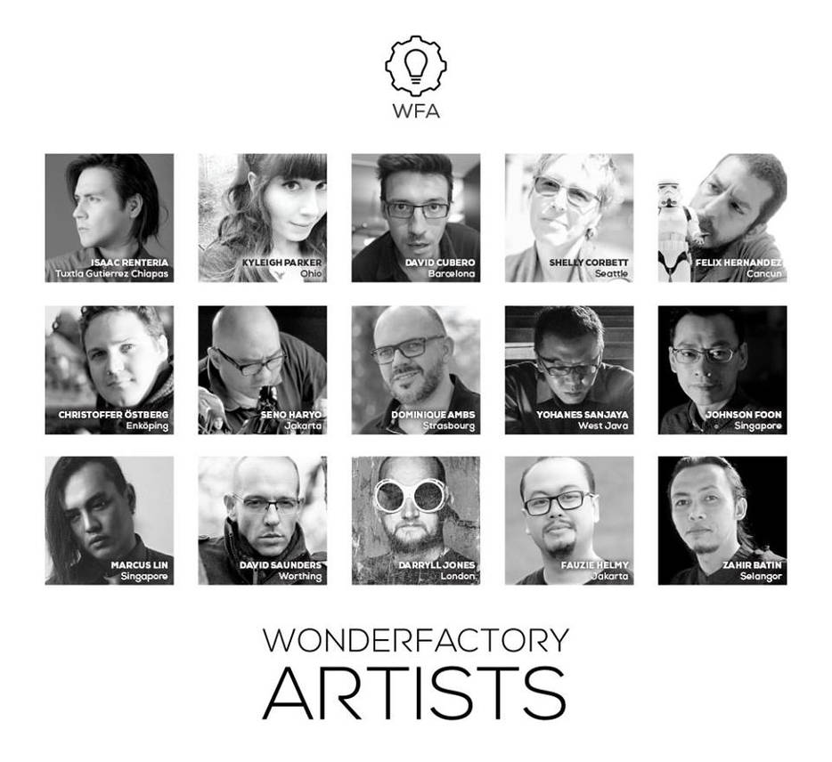 Wonder Factory Artists