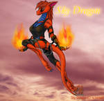 Art Trade with Sky Dragon