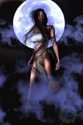 The Blue Moon by arca-jeths