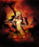 Fallen Angel by arca-jeths