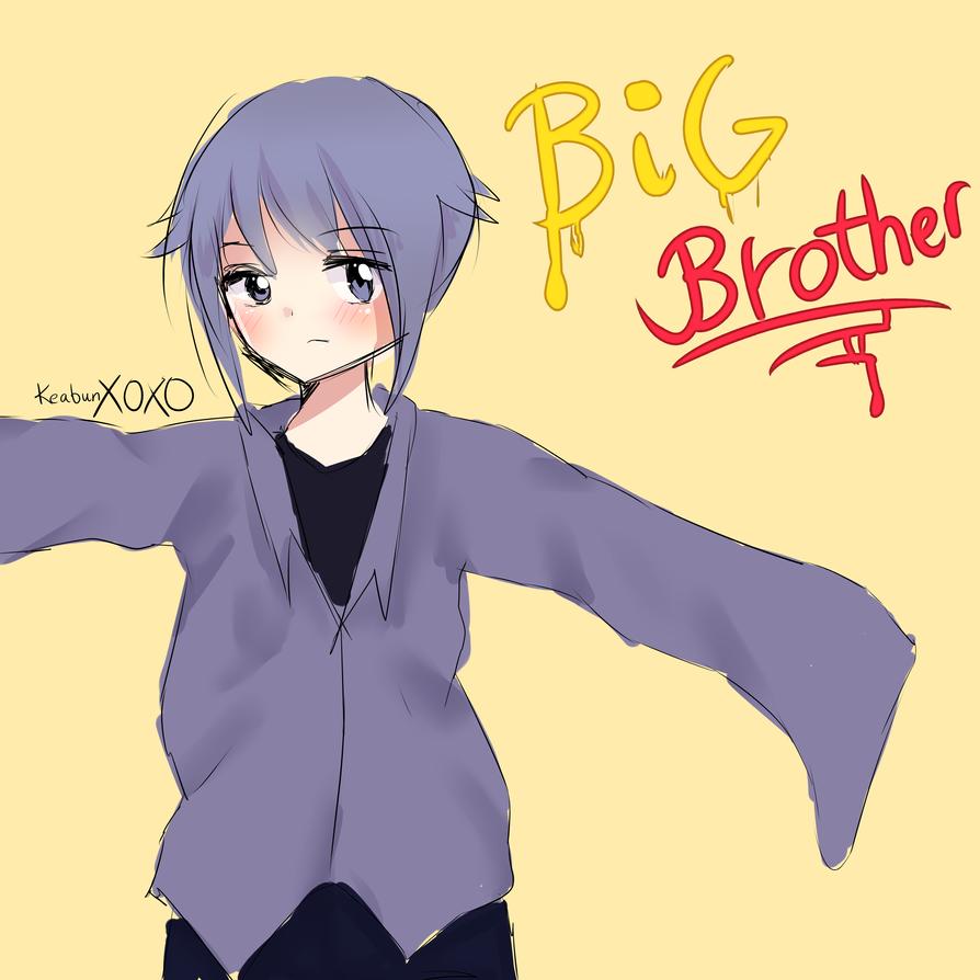 SC: Big brother sketch by Keabun