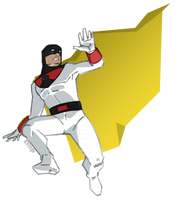 Space Ghost by timpu