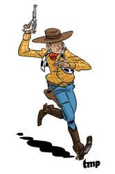 Woody.