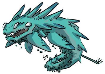 (Commission) Leviathan.