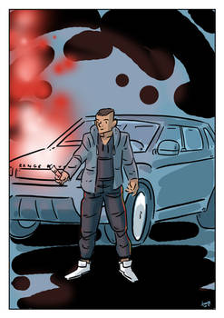 (Commission) Comic Mendez 03.