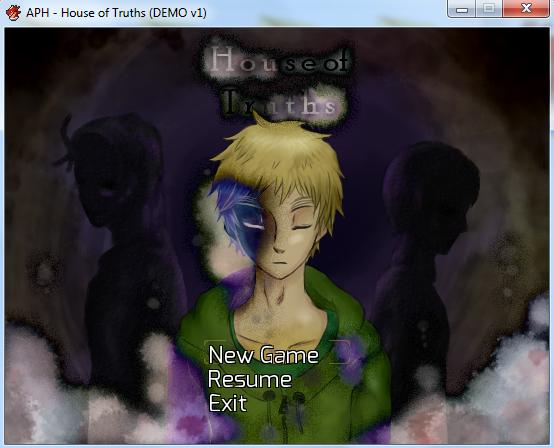 Hetalia RPG - House of Truths [DEMO v2] by Diamondsnake