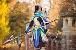 Warring Kingdoms Xin Zhao from League of Legends