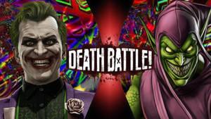 Joker vs Green Goblin (DC vs Marvel)