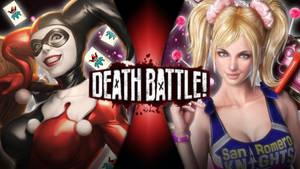 Harley Quinn VS Juliet Starling