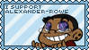 Alexander-Rowe Support Stamp by EastSideSunsets