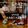 mistakes.. by cookiemonster18
