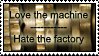Love the machine. . . by Sister-of-Charity