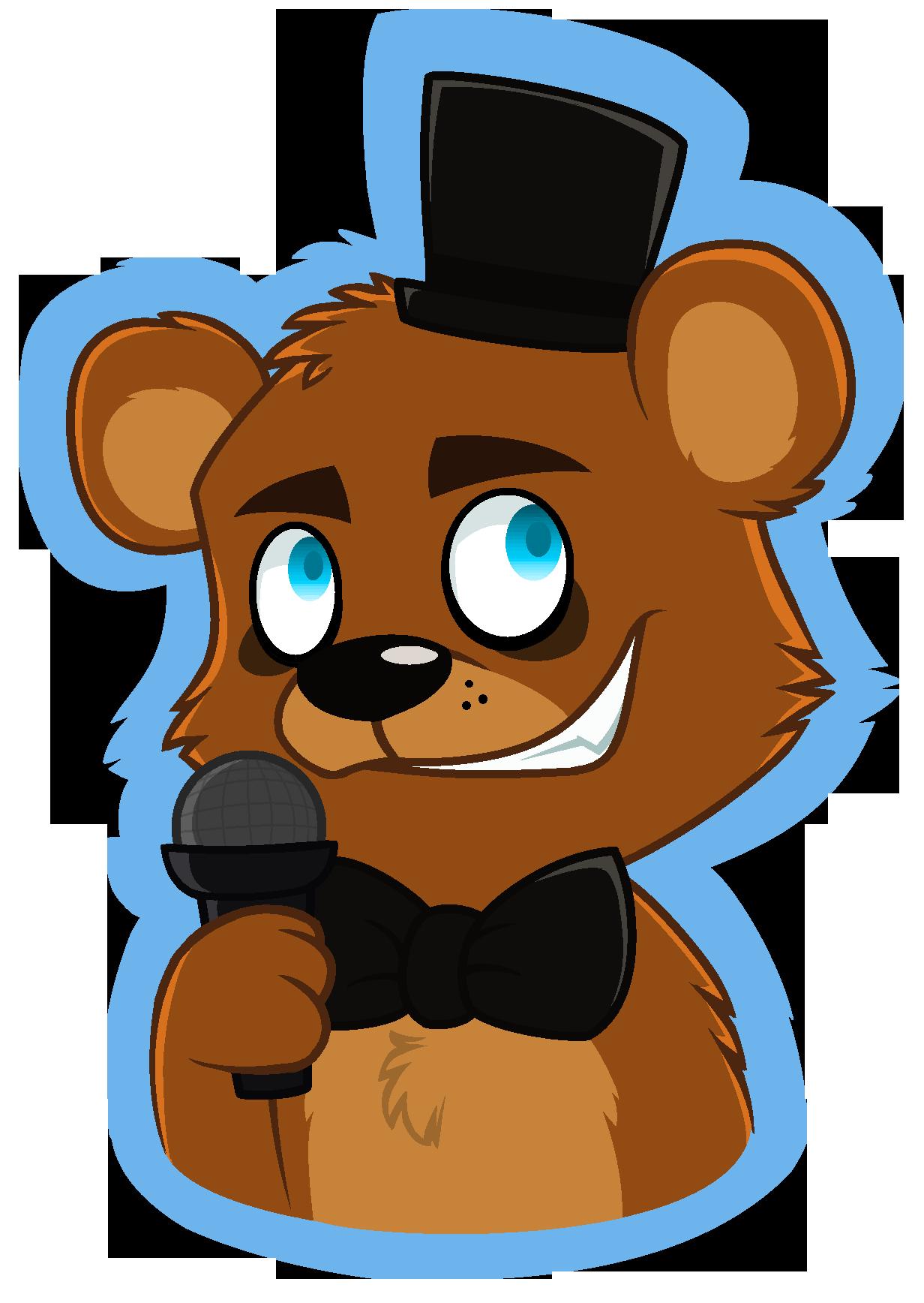 Freddy Fazbear by PyroLikesTacos on DeviantArt