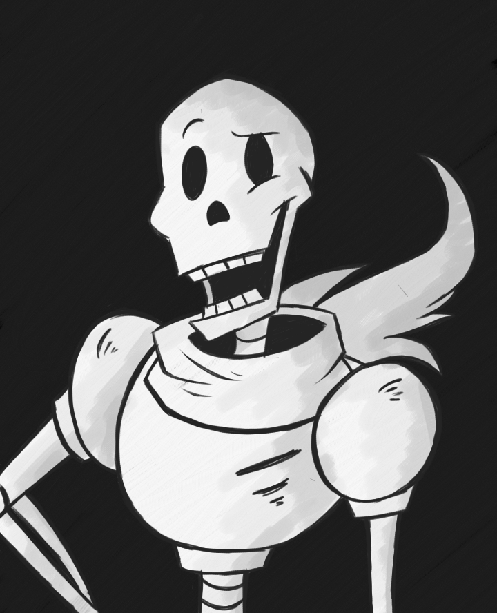 I CANT DRAW PAPYRUS By PyroLikesTacos On DeviantArt
