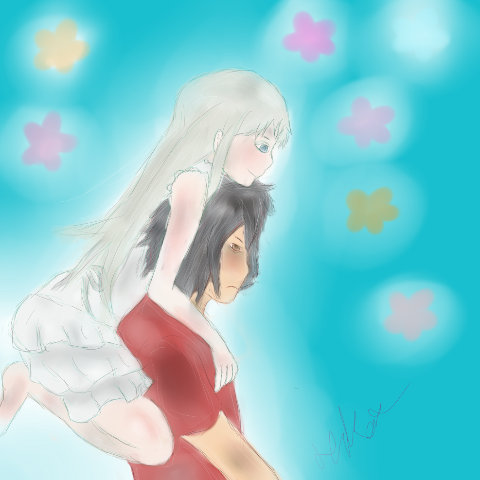 Download Anime Anohana The Movie By Domnums27 On Deviantart