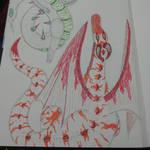 Magma Dragon - Elemental Dragon