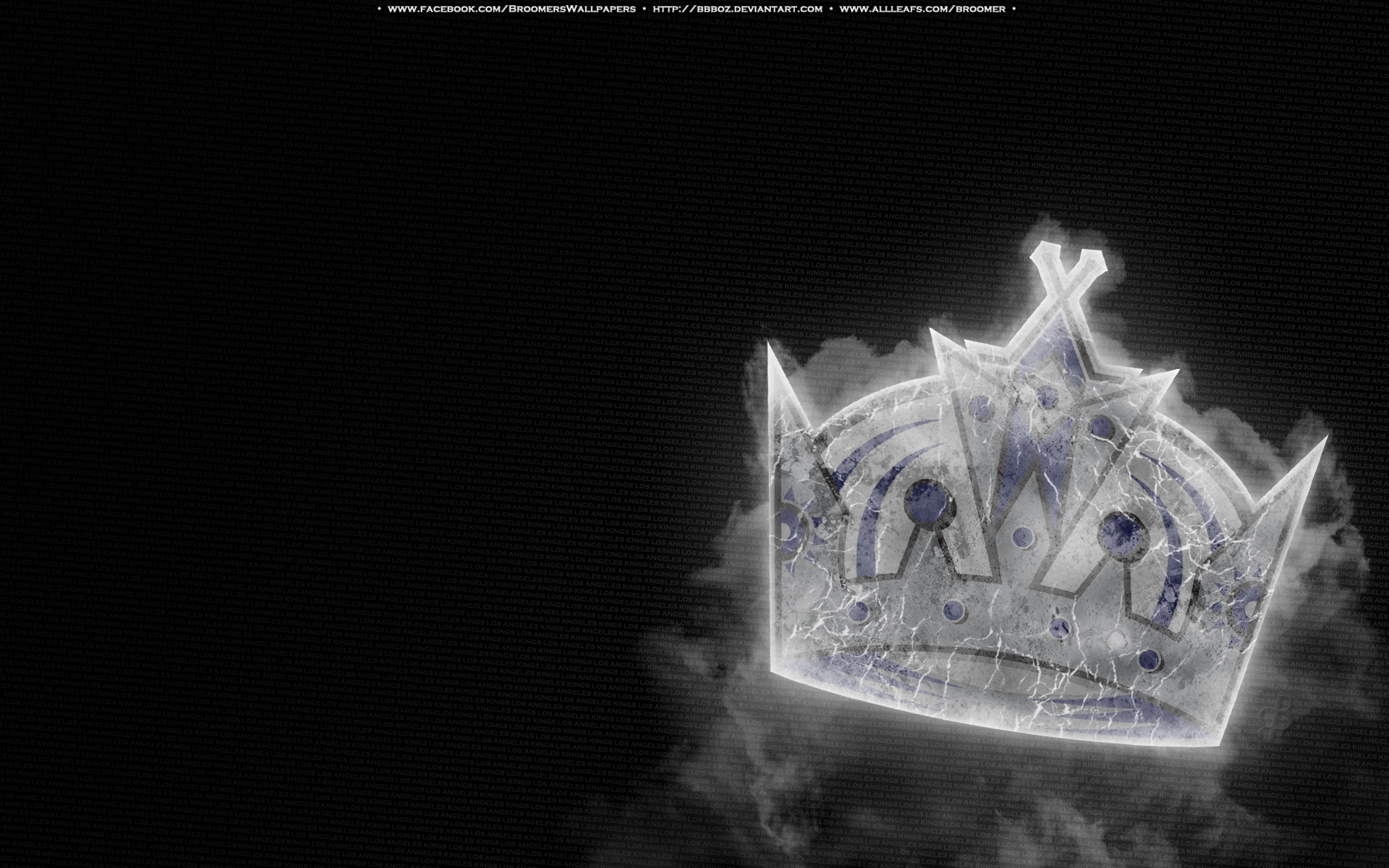 los angeles kings ice by bbboz on deviantart